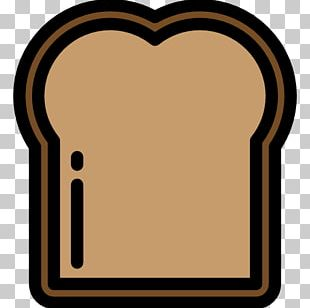 Bakery Bread Food Icon PNG