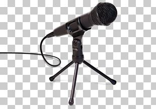Microphone Stands PNG