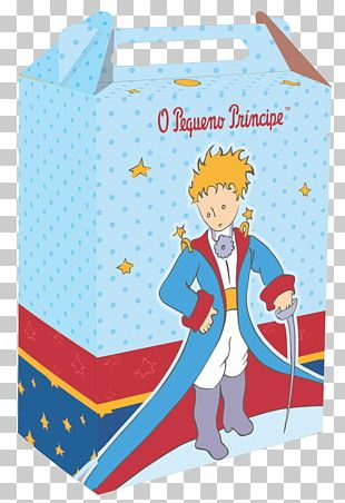 Paper The Little Prince Caixa Econômica Federal Party PNG