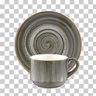 Coffee Plate Saucer Teacup PNG