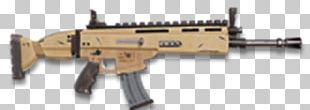 Fortnite Battle Royale FN SCAR Video Game Xbox One PNG