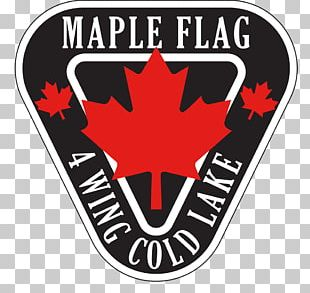 Maple Flag Maple Leaf Royal Canadian Air Force Cold Lake Air Show Flag Of Canada PNG