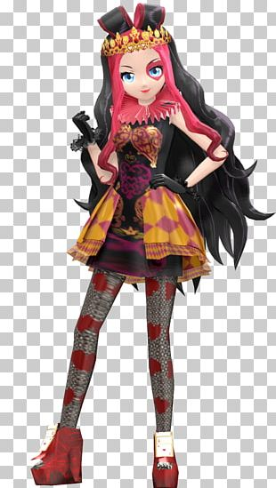 Queen Of Hearts Cheshire Cat Ever After High Alice's Adventures In Wonderland PNG