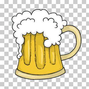 Root Beer Beer Bottle Alcoholic Drink PNG