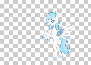 Horse Fairy Ear Sketch PNG