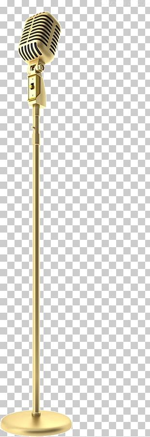 Microphone Poster PNG