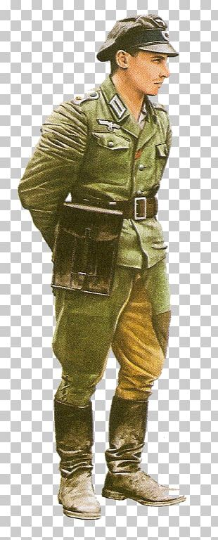 Military Uniform Soldier Second World War Infantry Germany PNG