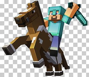 Minecraft: Pocket Edition Minecraft: Story Mode Terraria Horse PNG
