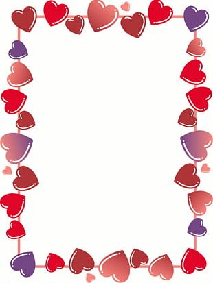 Valentine's Day Love Happiness Greeting & Note Cards PNG