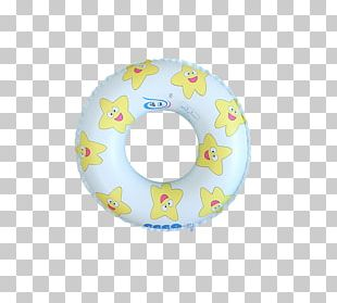 Lifebuoy Swim Ring Inflatable Armbands Toy PNG
