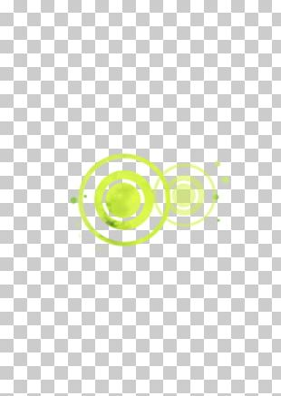 Green Circle Pattern PNG