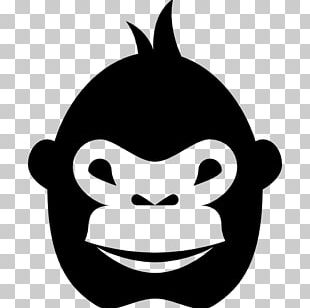 Gorilla Ape Computer Icons Monkey PNG