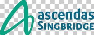 Logo Ascendas Brand Corporate Identity Font PNG