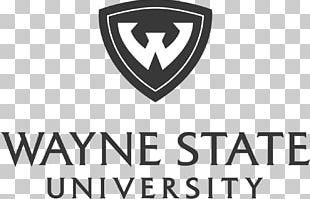 Logo Wayne State University Brand PNG