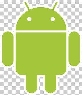 Android Robot Green PNG