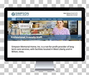 Web Page Display Advertising Online Advertising Webmaster Computer Monitors PNG