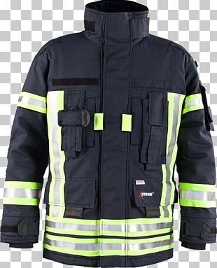 Fire Department Jacket Rescue EN 469 PNG