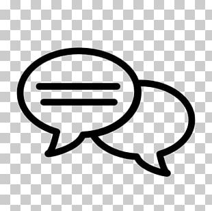 Computer Icons Speech Balloon Conversation Online Chat PNG
