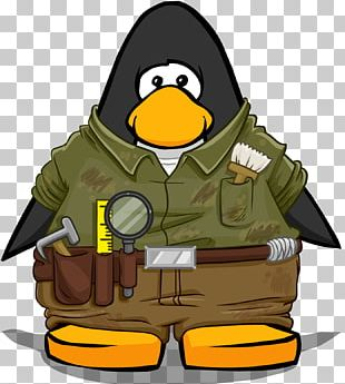 Club Penguin Archaeology Wiki PNG