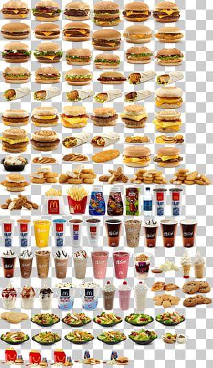 Food McDonald's Big Mac Flavor PNG