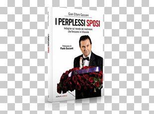 Book Cover I Perplessi Sposi Industrial Design Magazine PNG