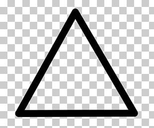 Computer Icons Triangle Geometry PNG