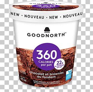 Chocolate Ice Cream Chocolate Brownie Frozen Yogurt PNG