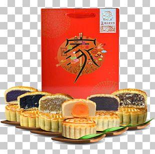 Mooncake Custard Flavor Mid-Autumn Festival PNG