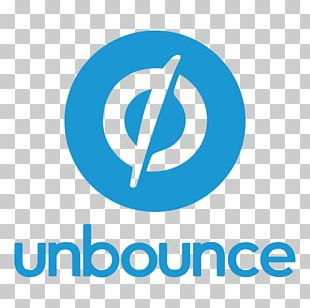 Landing Page Unbounce Logo Marketing Business PNG