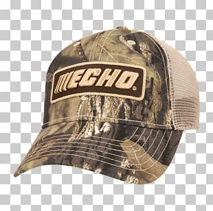Baseball Cap United States ECHO Incorporated Camouflage PNG