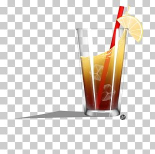 Cocktail Long Island Iced Tea Rum And Coke Sea Breeze Mai Tai PNG