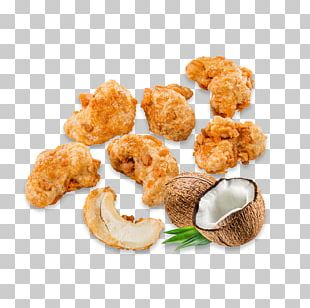 Brittle Vegetarian Cuisine Nut Roast Chicken Nugget PNG