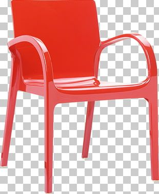 Table Garden Furniture Chair Plastic PNG