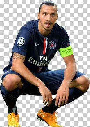 Zlatan Ibrahimović Paris Saint-Germain F.C. France Ligue 1 Football Rugby League PNG