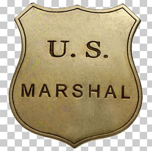 Tombstone American Frontier Badge United States Marshals Service Sheriff PNG