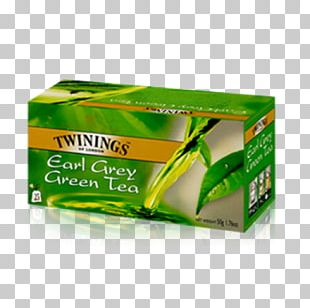 Green Tea Earl Grey Tea Twinings Brand PNG