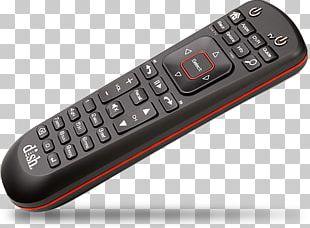 Remote Controls Hopper Television Dish Network Digital Video Recorders PNG