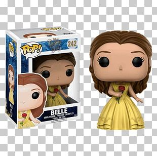 Belle Beauty And The Beast Funko Action & Toy Figures PNG