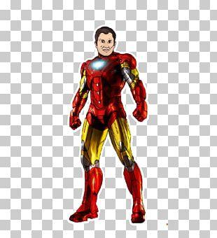 Iron Man Superhero Spider-Man Howard Stark War Machine PNG