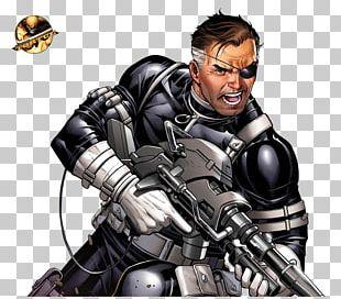 Nick Fury Samuel L. Jackson Maria Hill Marvel Avengers Assemble Captain America PNG