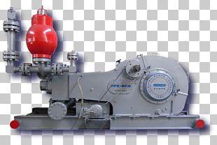 Reciprocating Pump Machine Plunger Pump Mud Pump PNG