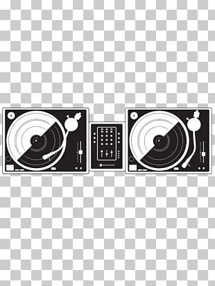 Turntablism Disc Jockey Music ProtoTypy // Drum'n'bass Edition PNG