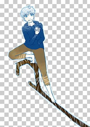 Jack Frost Animated Cartoon Drawing Illustration PNG