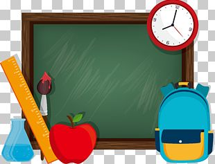 School Graphic Design Illustration PNG