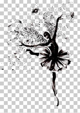 Ballet Art Drawing Dance Printmaking PNG