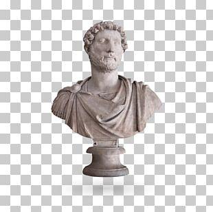 Bust Ancient Rome Roman Emperor Ancient History PNG