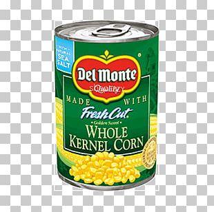 Corn Kernel Del Monte Foods Sweet Corn Salt PNG
