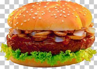Hamburger Fast Food Cheeseburger Fried Chicken Chicken Sandwich PNG