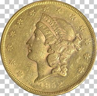 Gold Coin Gold Coin United States Dollar PNG