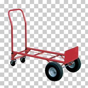Hand Truck Cart Wheel Electric Platform Truck PNG